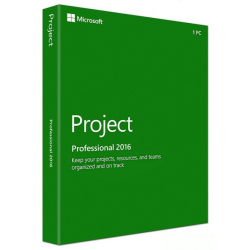 Microsoft Project Pro 2016 (Download)