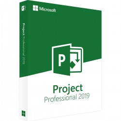 Microsoft Project 2019...