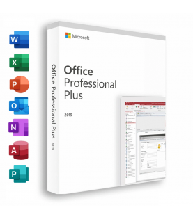 Microsoft Office 2019 Professional Plus Til PC (Download)
